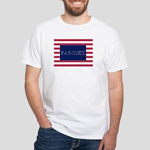 VASQUEZ White T-Shirt