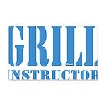 Grill instructor Wandtattoo