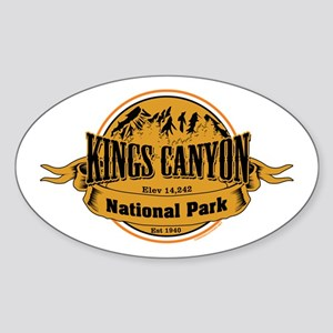 kings canyon 2 Sticker