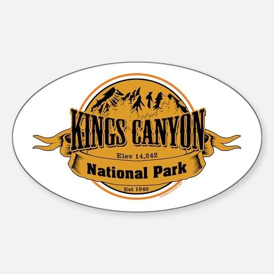 kings canyon 2 Decal