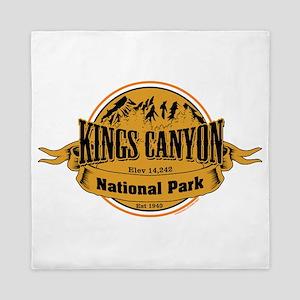kings canyon 2 Queen Duvet