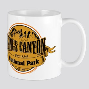 kings canyon 2 Mug
