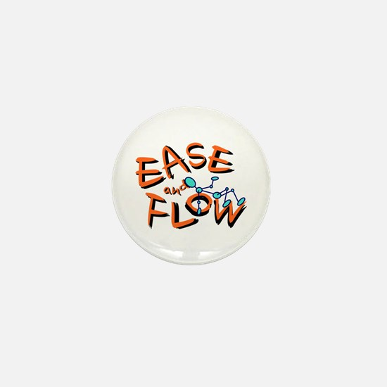 Ease and Flow Mini Button