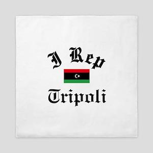 I rep Tripoli Queen Duvet