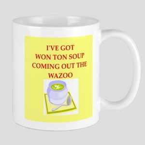 won ton soup Mug