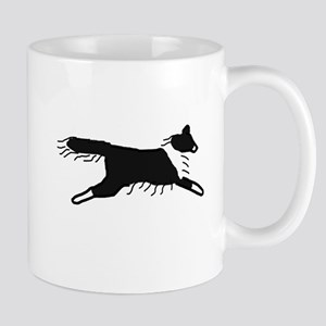 Bi-Black Sheltie Mug