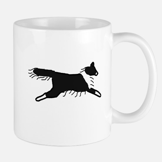 Bi-Black Sheltie Mug