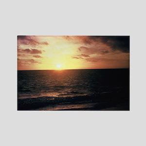 """Hawaiian Sunset"" Photo by Bill Taylor Rectangle M"