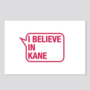 I Believe In Kane Postcards (Package of 8)