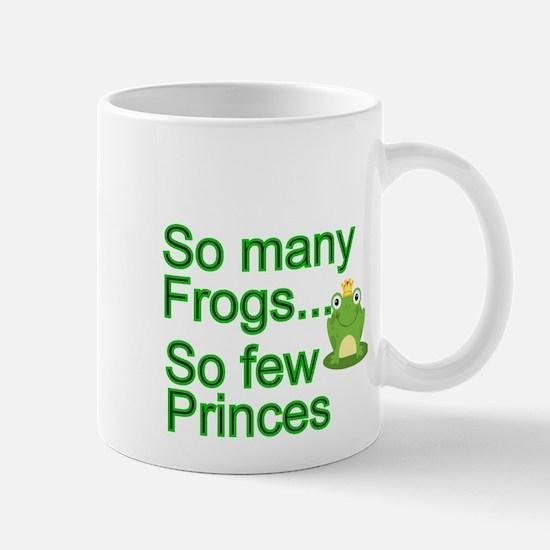 So many Frogs Mug