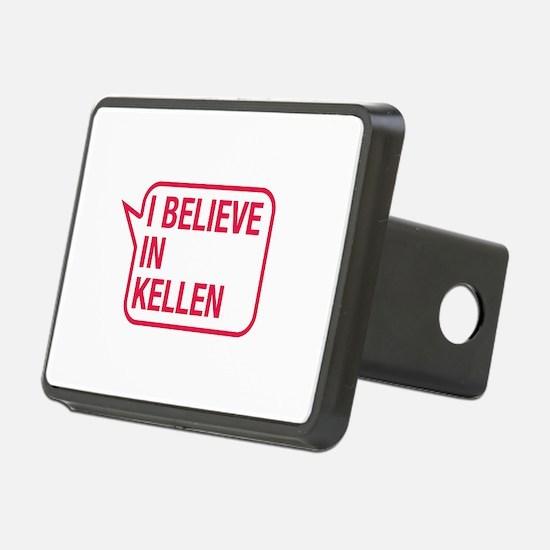 I Believe In Kellen Hitch Cover