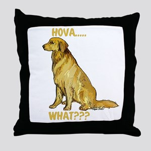 hova...what? Throw Pillow