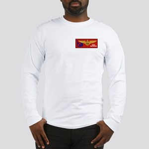 VF-11 Red Rippers Long Sleeve T-Shirt
