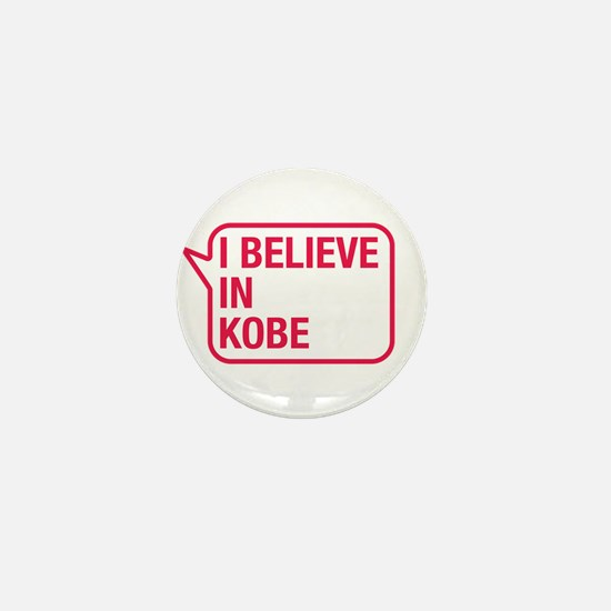 I Believe In Kobe Mini Button