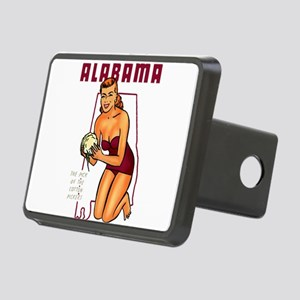 Vintage Alabama Pinup Hitch Cover
