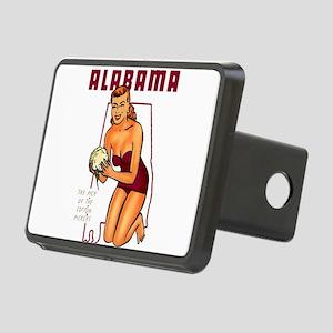Vintage Alabama Pinup Hitch Cover
