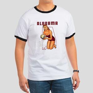 Vintage Alabama Pinup T-Shirt