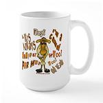 Funny Camel HumpDay -Light Mug