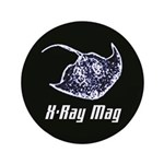 "X-Ray Mag 3.5"" Button (100 pack)"