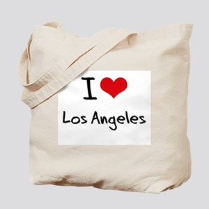 I Heart LOS ANGELES Tote Bag