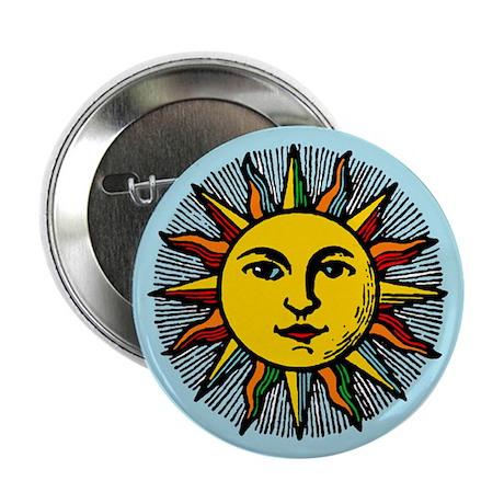 "Sunshine 2.25"" Button (10 pack)"