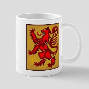 Scots Lion Mug