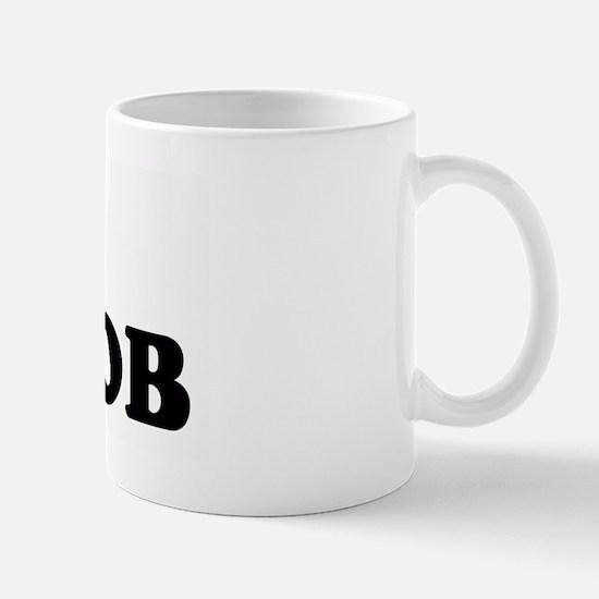 I Love MY BOB Mug