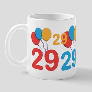 29 Years Old - 29th Birthday Mug