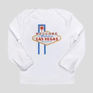 Las Vegas Sign Long Sleeve T-Shirt
