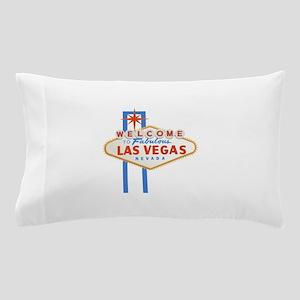 Las Vegas Sign Pillow Case