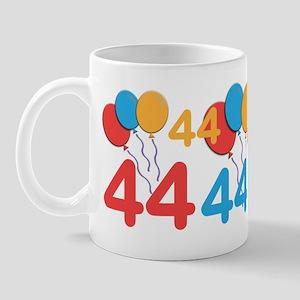 44 Years Old - 44th Birthday Mug