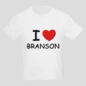 I love Branson Kids T-Shirt