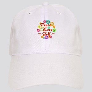 Peace Love Golf Cap