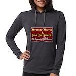 Mystery Womens Hooded Shirt