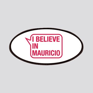 I Believe In Mauricio Patches