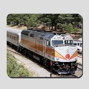Railway Locomotive, Grand Canyon, Arizona, USA Mou