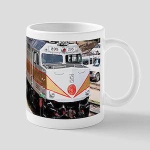 Railway Locomotive, Grand Canyon, Arizona, USA Mug