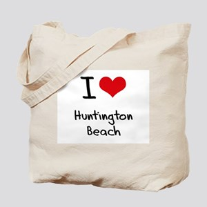 I Heart HUNTINGTON BEACH Tote Bag