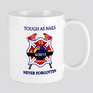 Memory of Arizona's Hotshots Mug