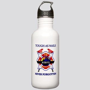 Memory of Arizona's Hotshots Water Bottle