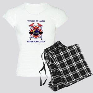 Memory of Arizona's Hotshots Pajamas