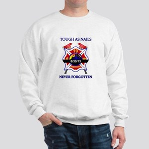 Memory of Arizona's Hotshots Sweatshirt
