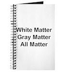 White/Gray Journal