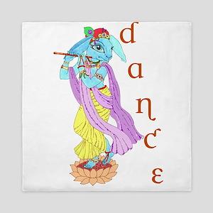 Hare Krishna Dance ! Queen Duvet