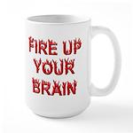 Fire Up Large Mug