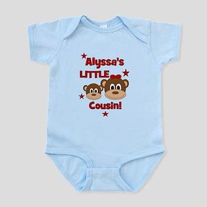 CUSTOM Alyssas Little Cousin - Monkey Design Body