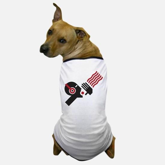 Loud voice Dog T-Shirt
