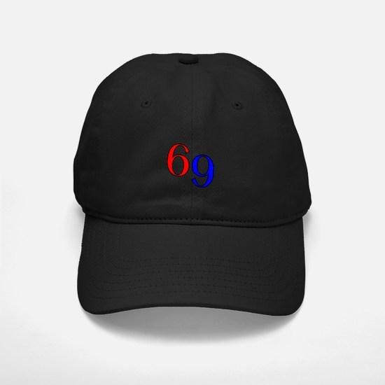 Bold 69 Baseball Hat