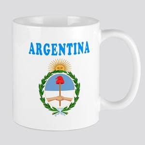 Argentina Coat Of Arms Designs Mug