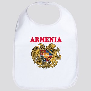 Armenia Coat Of Arms Designs Bib